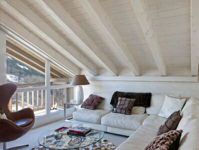 The Penthouse at Chalet Floralie in St Martin de Belleville, Three Valleys